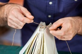 Bookbinding Workshop - Long Stitched Journal