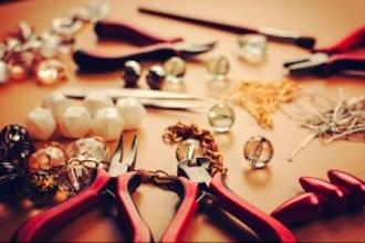 DIY Studio: Beaded Wrapped Bracelets