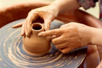 Explorations in Clay: Spring into Clay (Ages 5-9)