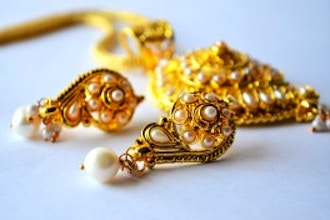Bead Stringing I: Create Your Own Earrings & Necklace