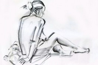 Figure Drawing Painting