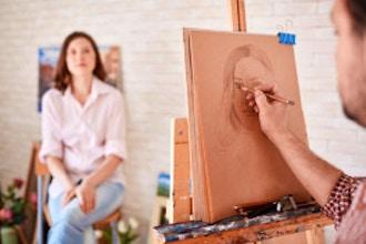 Drawing: Portrait