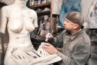 Sculpture Lessons: Relax and Create (Adults)