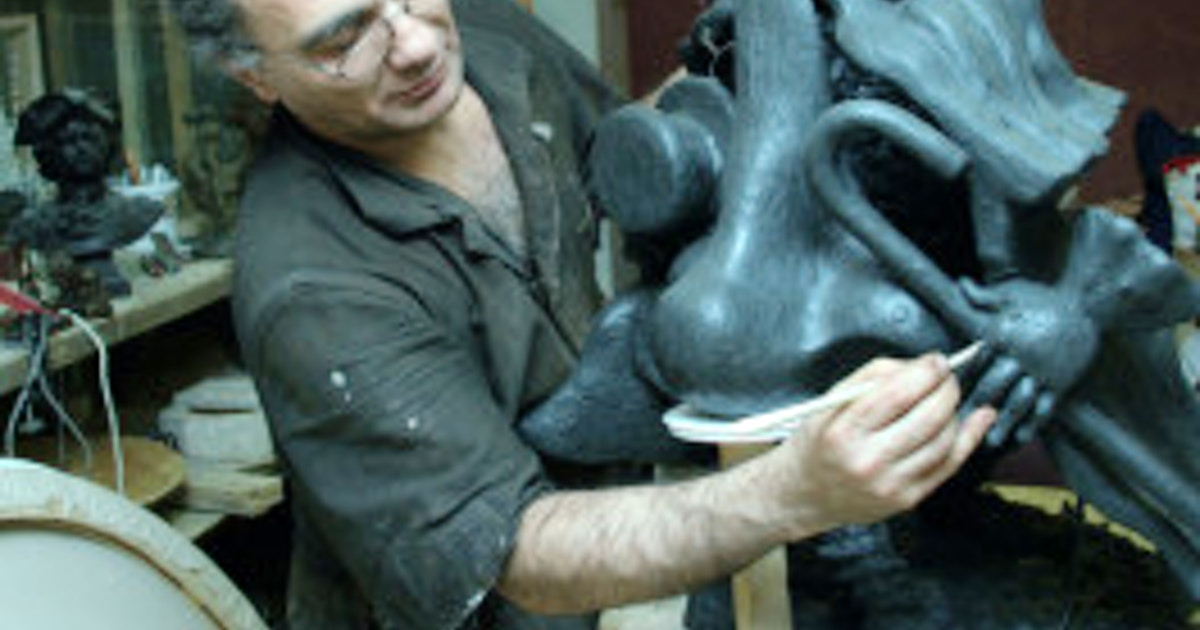 Figure Sculpting Class (10 Weeks) - Sculpture Classes Boston ...