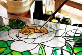 Stained Glass Weekend- Prairie Panels