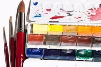 Beginner Watercolor Urban Sketching Watercolor Classes
