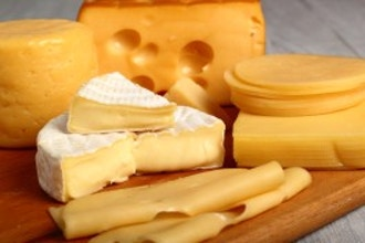 The Cheeses of France