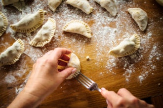 Make Chinese Dumplings From Scratch