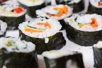 Sushi Workshop (Adult & Teen)
