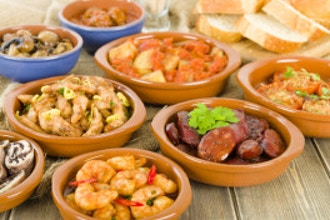 Couples in the Kitchen: Spanish Tapas