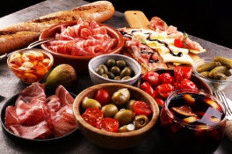Tapas Favorites - Private Class for 25