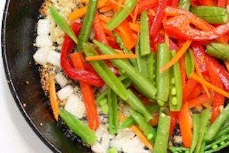 Vegetarian Dinner Party Vegetarian Cooking Classes Boston