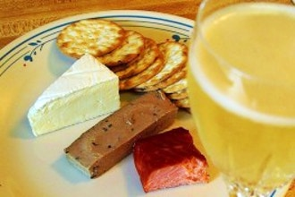 Spring Cheese, Spring Wines, Spring Produce