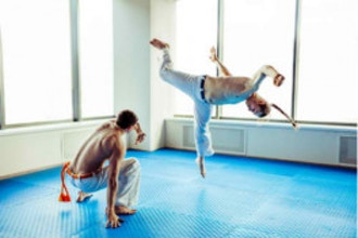 Intermediate Capoeira
