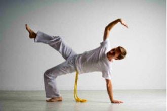Adult Capoeira Level 2