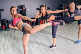 Ultimate Arms and Abs/ Kickboxing