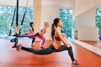 TRX with Yoga
