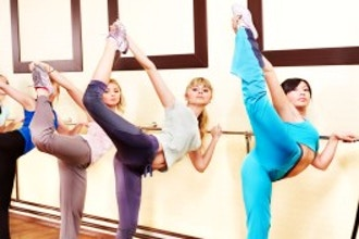 Pilates/Barre Class - All levels