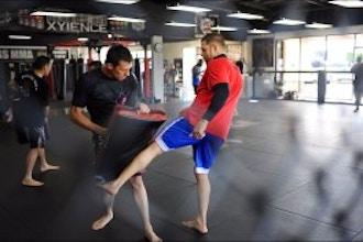 Muay Thai (Beginner-Intermediate)