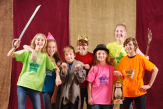 Improv & Clowning (ages 8-10)