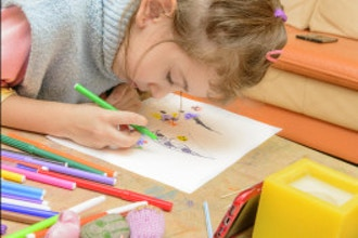 After-school Art Class for Children (Beginners)