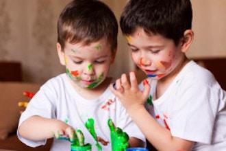 Art Fun-Damentals (Ages 5-8)