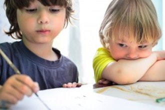 Introduction to Visual Arts Camp (4-5 years old)