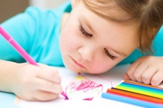 Kids: Beginner Cartooning & Doodling (Online)