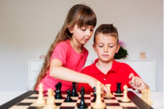 Summer Knight's Chess Camp (Ages 6-12)
