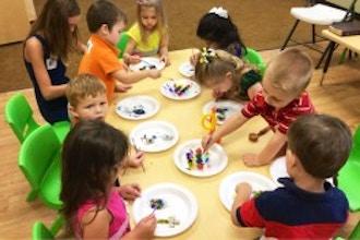 Energy Rocks: Crystal Garden Making for Kids