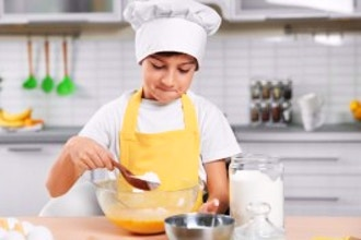 Big Kids Cooking: Healthy Twist on Italian