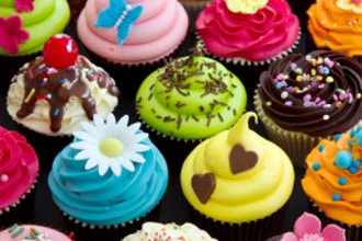 Cupcake Decorating for Kids (Ages 6-12)
