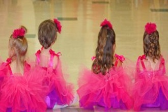 Dancing Tots (2 1/2 - 3 years old)