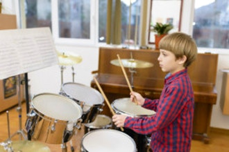 Kids: Learn to Play the Drum Set (Beginn