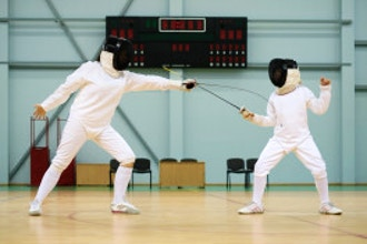Fencing Instructions Beginner (Ages 5-7)