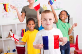 Summer Mini Fun in French Day Camp (Ages 3-4)