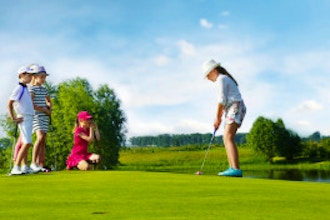 Welcome to Golf (Ages 4-5)