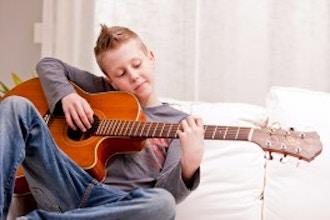 Beginning Guitar Level 1 (9-16 years)
