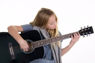 Continuing Youth Guitar (8-15 years)