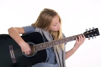 Rockin' Guitars!: 11-13 year-olds