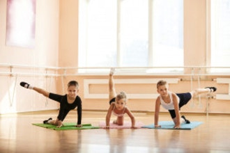 Girls' and Boys' Recreational Gymnastics / Ages 4-5