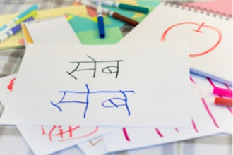 Hindi Lesson (Ages 4-8 years)