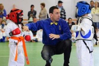 Karate: Beginner Children (Ages 5-7)