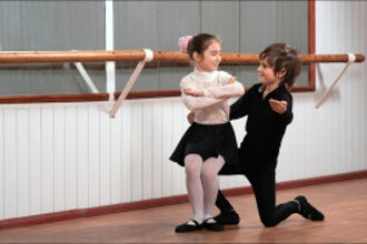 Latin Dance for Kids (Ages 7-12)