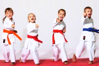 Children's Martial Arts (ages 6-12) Junior Dragons