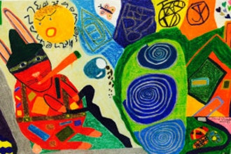 Introduction to Art (ages 5 - 7)