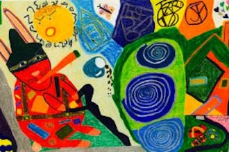 Mixed Media Illustration (Age 8 - 12)
