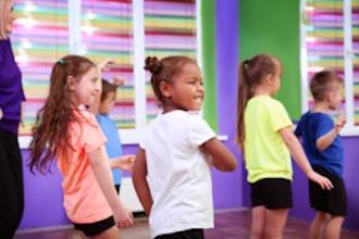 Dance Basics: Ballet/Modern (4 Year Olds)