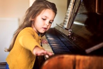 Beginning Piano Level 2 (Ages 6-9)
