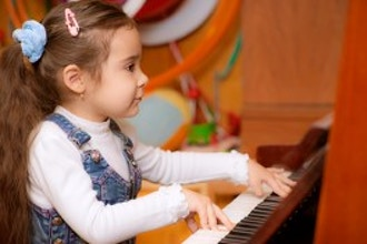 Kids Piano Lab - Level 1 (Ages 4-5)